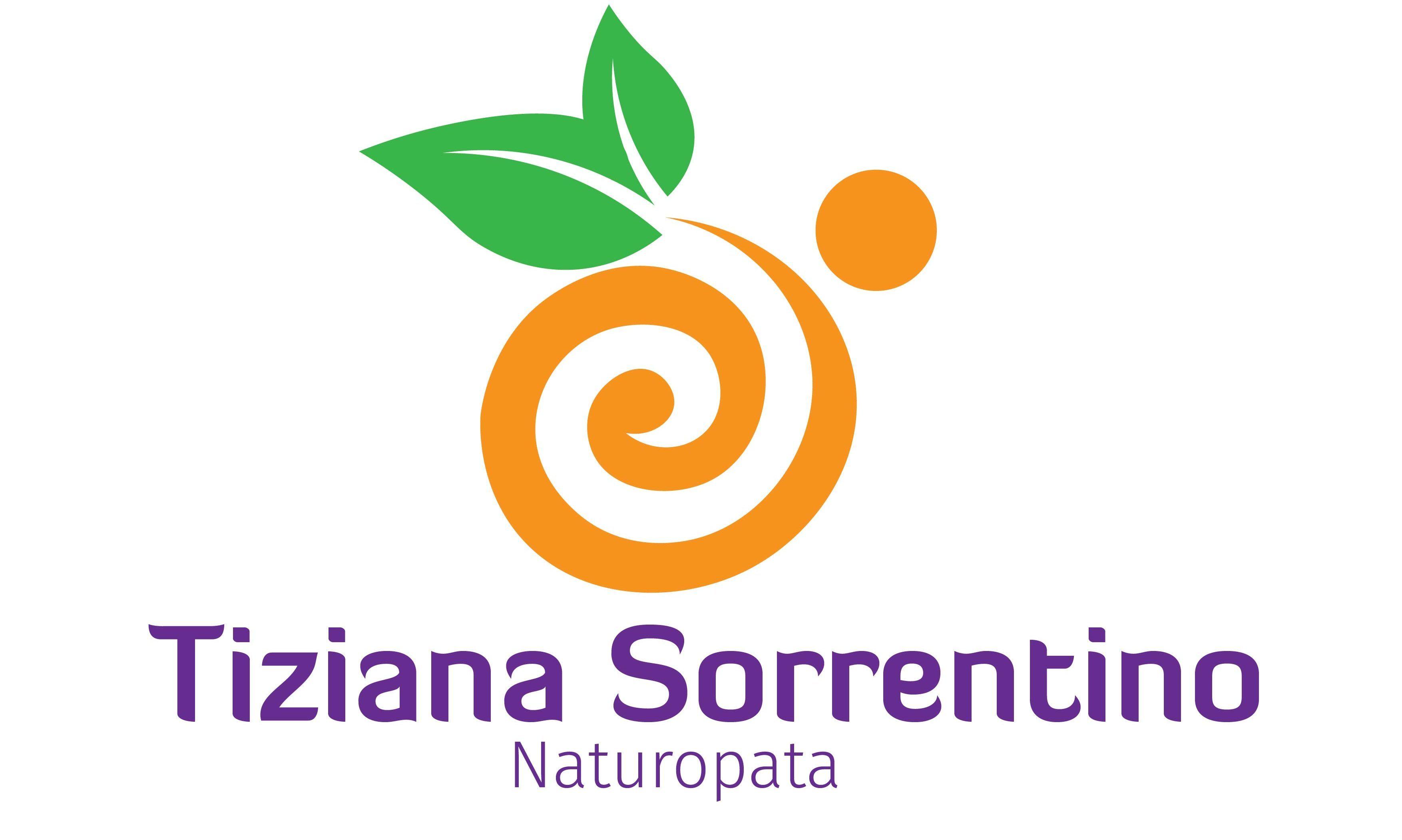 Logo Tiziana Sorrentino Naturopata